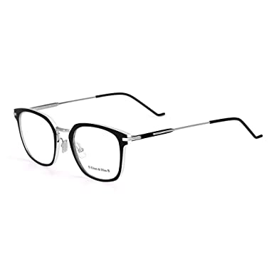 6cf96412c95 Eileen Elisa Pure Titanium Glasses Frames for Men