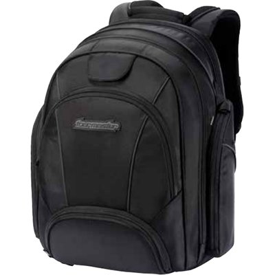 - Tour Master Nylon Cruiser III Adult Outdoor Backpack - Black / One Size