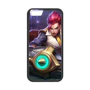 iPhone 6 4.7 Inch Cell Phone Case Black League of Legends Debonair Vi PD5434483