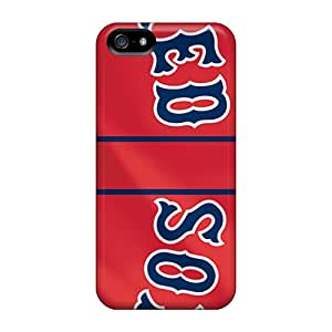 For Iphone 5/5s Fashion Design Boston Red Sox Cases-aLx6959vJWe