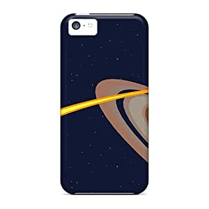 New Iphone 5c Cases Covers Casing(space Travel)