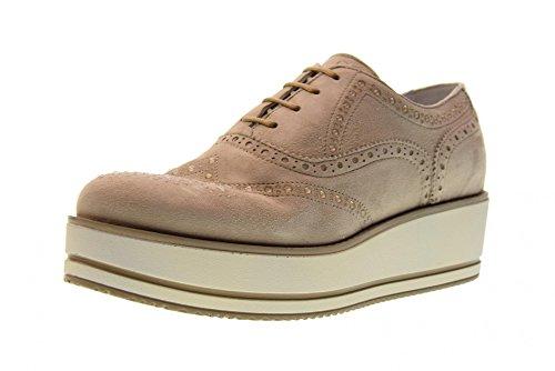 11422 Sneaker amp;CO IGI Donna DBL Beige AUEE1wSq