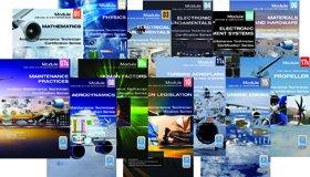 Amazon com: EASA Part 66 - B1 1 Airplane/Turbine eCard For