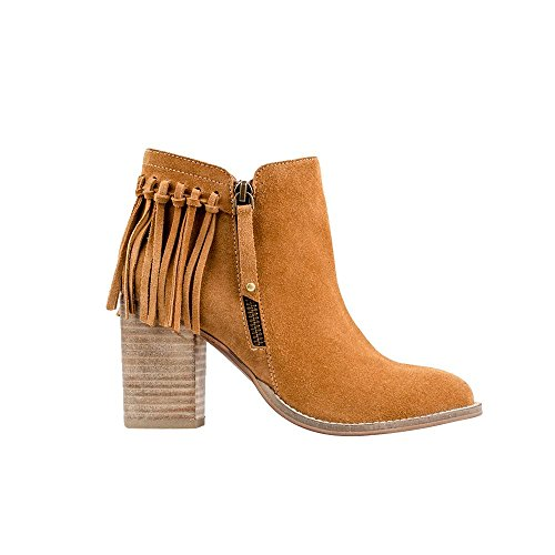 Forever Love Me Tan Flapper Boot hegcE