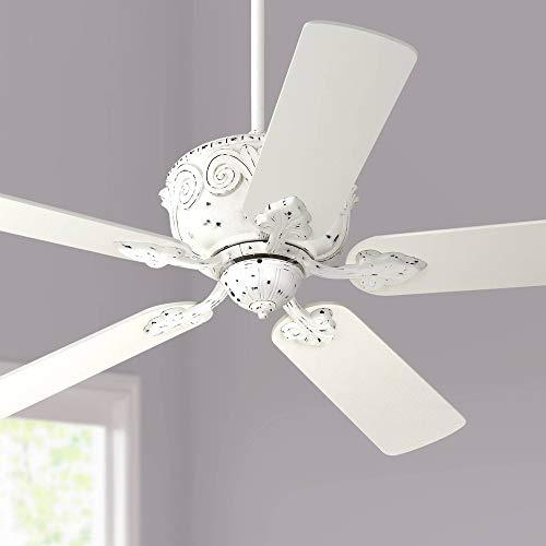 Antique White Ceiling Fan - 52