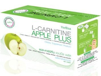 L-carnitine Apple Plus 2pack