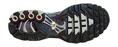 852630 Laufschuhe MAX 001 PLUS Herren metallic NIKE AIR dark silver grey Turnschuhe qxSZXCFgw