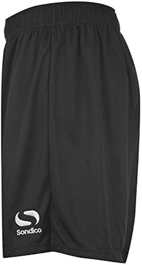 Sondico/ Mens Core Sports Shorts Football Training Bottoms Small, Black
