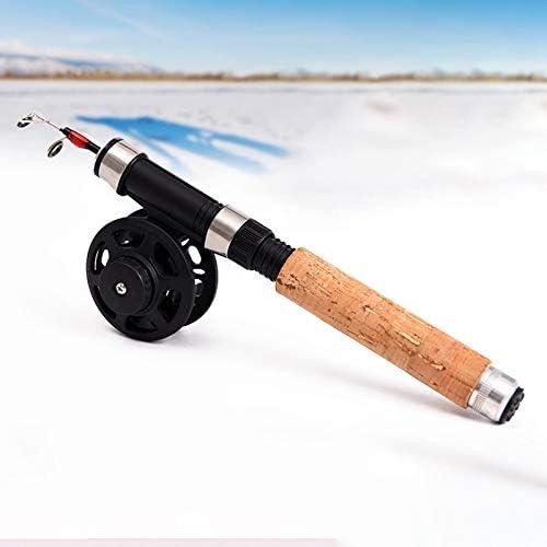 LMEI-QUN, Cañas de Pescar Hielo for el Invierno Cañas de Pescar ...