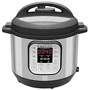 Instant Pot Duo 7-in-1 Electric Pressure Cooker, Slow Cooker, Rice Cooker, Steamer, Saute, Yogurt Maker, Sterilizer, and…