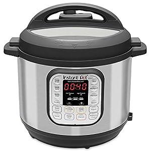 Instant Pot Duo 7-in-1 Electric Pressure Cooker, Slow Cooker, Rice Cooker, Steamer, Sauté, Yogurt Maker, Warmer…
