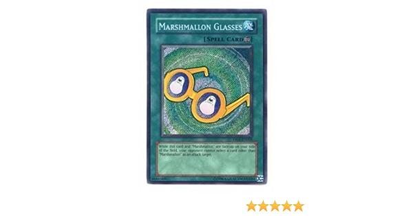 Yu-Gi-Oh Glasses Marshmallon pp01-it004 Secret ita
