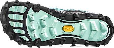 Zapatillas De Trail Running Altra King Mt - Trullo Para Mujer