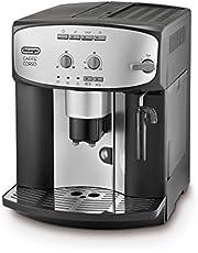 De'Longhi ESAM2800.SB Caffe' Corso Bean to Cup, 1450 W, 1.8 Litre, Silver and Black