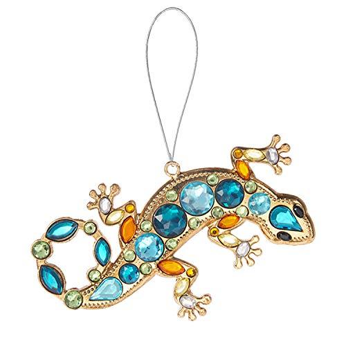 - Ganz Lizard Acrylic Crystal Ornament/Suncatcher, 4