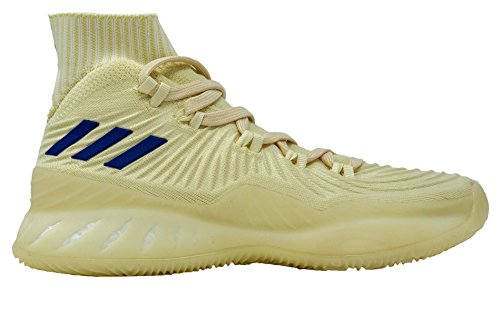 Adidas Crazy Explosive 2017 Primeknit Shoe Mens Basketball Clear White-collegiale Royal