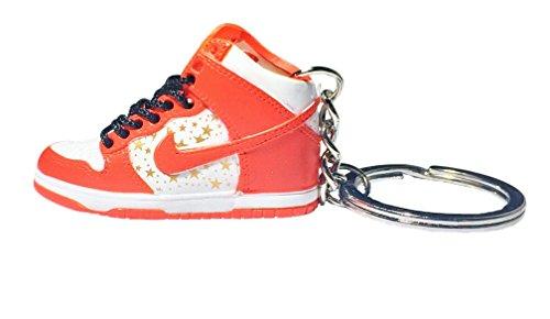 Nike SB Orange White