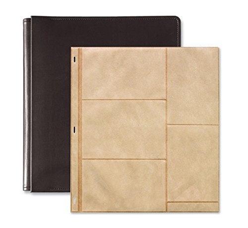 Chocolate 11x14 Pocket Album with Pages by Creative ()