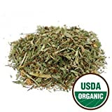 Starwest Botanicals Organic Lady's Mantle Herb C/S, 4 Ounces