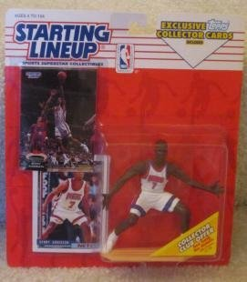 KENNY ANDERSON 1993 NEW JERSEY NETS STARTING LINEUP FIGURE KENNER