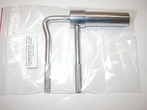 NEW Oil Burner Nozzle Wrench, Nozzle Tool Removes with Ease!