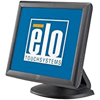 Elo Touch Solutions, Inc - Elo 1715L Touchscreen Lcd Monitor - 17 - 5-Wire Resistive - 1280 X 1024 - 5:4 - Dark Gray Product Category: Computer Displays/Touchscreen Monitors