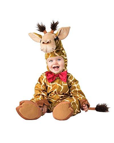 Gamery Animal Costumes Infant Toddlers Baby Boys Girls Kids Cosplay Giraffe 19-24 Months -