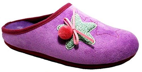 Ciabatte 06 Vg Glicine Da Inblu Pantofole Nuovo Donna Invernali Art 71xn0x5qwC