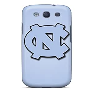 AlainTanielian Samsung Galaxy S3 Shockproof Phone Cover Allow Personal Design Fashion North Carolina Tar Heels Series [mYV16862xYIL]
