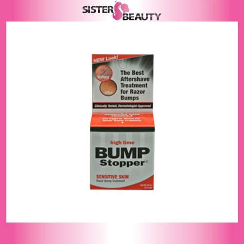 Treatment Original Formula Shave (High Time Bump Stopper Sensitive Skin .5 oz. Treatment)