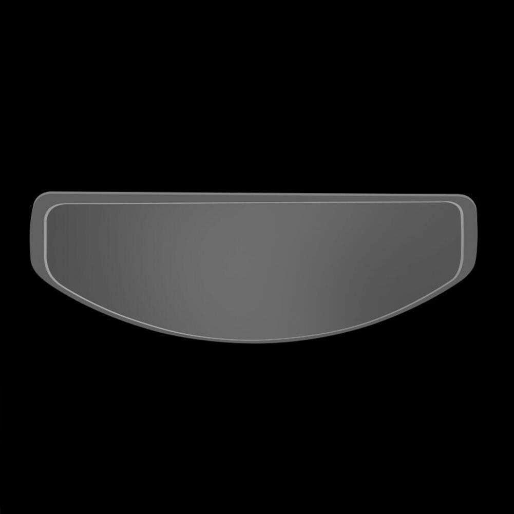 Syfinee Motorcycle Helmet Waterproof Lens Film Anti Fog Film Ultra Clear Mist Visor Goggles Stickers Clear Visor Lens Stickers Visor Shield Goggles Sticker