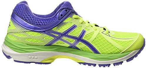 Asics Jasmin 0733 Mujer 17 Yellow Amarillo Cumulus Zapatillas de Acai Green Gel Flash Running qMqS6rFw