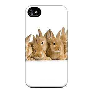 Fashionable PCf23030NunB Iphone 6 Cases Covers For Bunnies Protective Cases