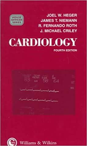 Book Cardiology (House Officer Series)