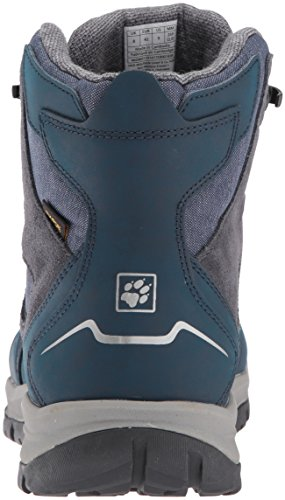Jack Wolfskin Men's Vancouver Texapore Mid M Fashion Boot Night Blue Sm3nv