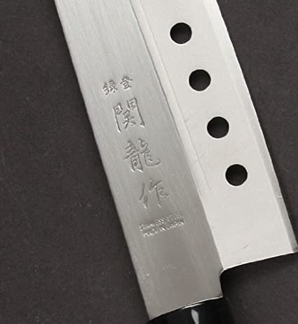Cuchillos Acero Forjado Sekiryu Serie 1 (Santoku-b-165mm)