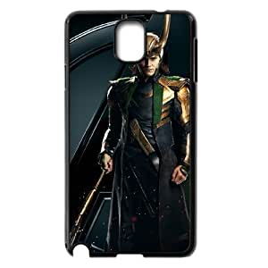 HXYHTY Customized Print Thor Loki Hard Skin Case Compatible For Samsung Galaxy Note 3 N9000