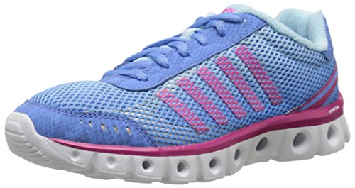 K-Swiss Women's X Lite CMF Athletic Shoe, Little Boy Blue/Clearwater/Beetroot Purple, 9 M US