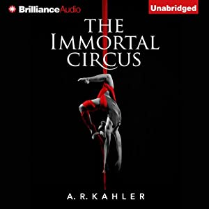 The Immortal Circus Audiobook