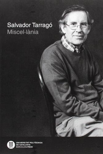 Descargar Libro Miscel.lània Salvador Tarragó (coord.)