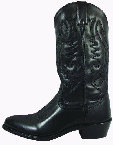 Men's Denver Leather Western Boot 13D