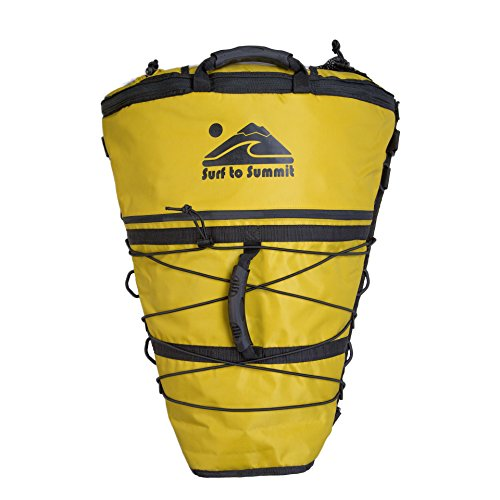 Surf To Summit Insulated Fish Bag, Fish Cooler Bag For Kayak Or Boat, Angler Fish Bag