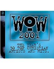 2001 Wow Years 30 Top Christ