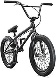Mongoose Legion Street Freestyle BMX Bike Line for Beginner to Advanced Riders, Hi-Ten Steel or 4130 Chromoly