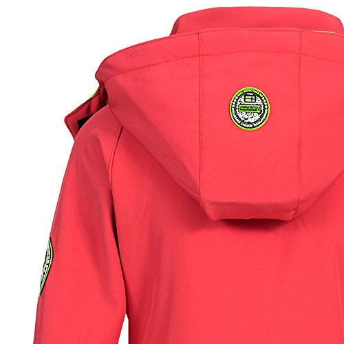 Giacca Geographical Geographical Norway Donna Norway Corallo Donna Giacca 1nOw6xqqv7