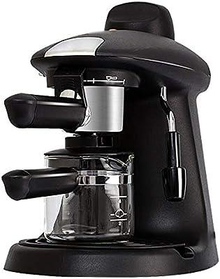 NO BRAND R-LKK Cafetera, Máquina de café semiautomática, 5 Bar de ...