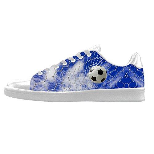 Custom sport calcio Mens Canvas shoes I lacci delle scarpe in Alto sopra le scarpe da ginnastica di scarpe scarpe di Tela. Resistente Descuentos Oficial HQhlnC1ni