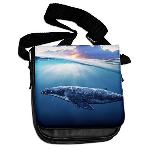 Balena Animale Borsa A Tracolla 317