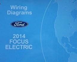2014 ford focus electrical wiring diagram troubleshooting shop rh amazon com Wiring Diagram Symbols Automotive Wiring Diagrams