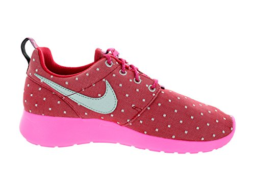 37 Rosherun Rose 5 Couleur Pointure Gs Print rouge Nike xqwF0O4d4